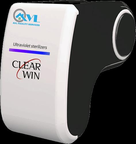 CLEARWIN UVC Handrail Sterilizer
